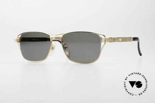 Jean Paul Gaultier 56-4173 Square Designer Sunglasses Details