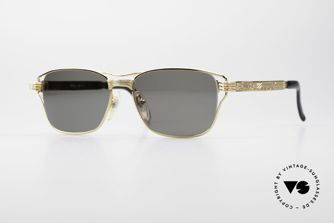 Jean Paul Gaultier 56-4173 Square Designer Sunglasses, square, striking designer sunglasses by Gaultier, Made for Men