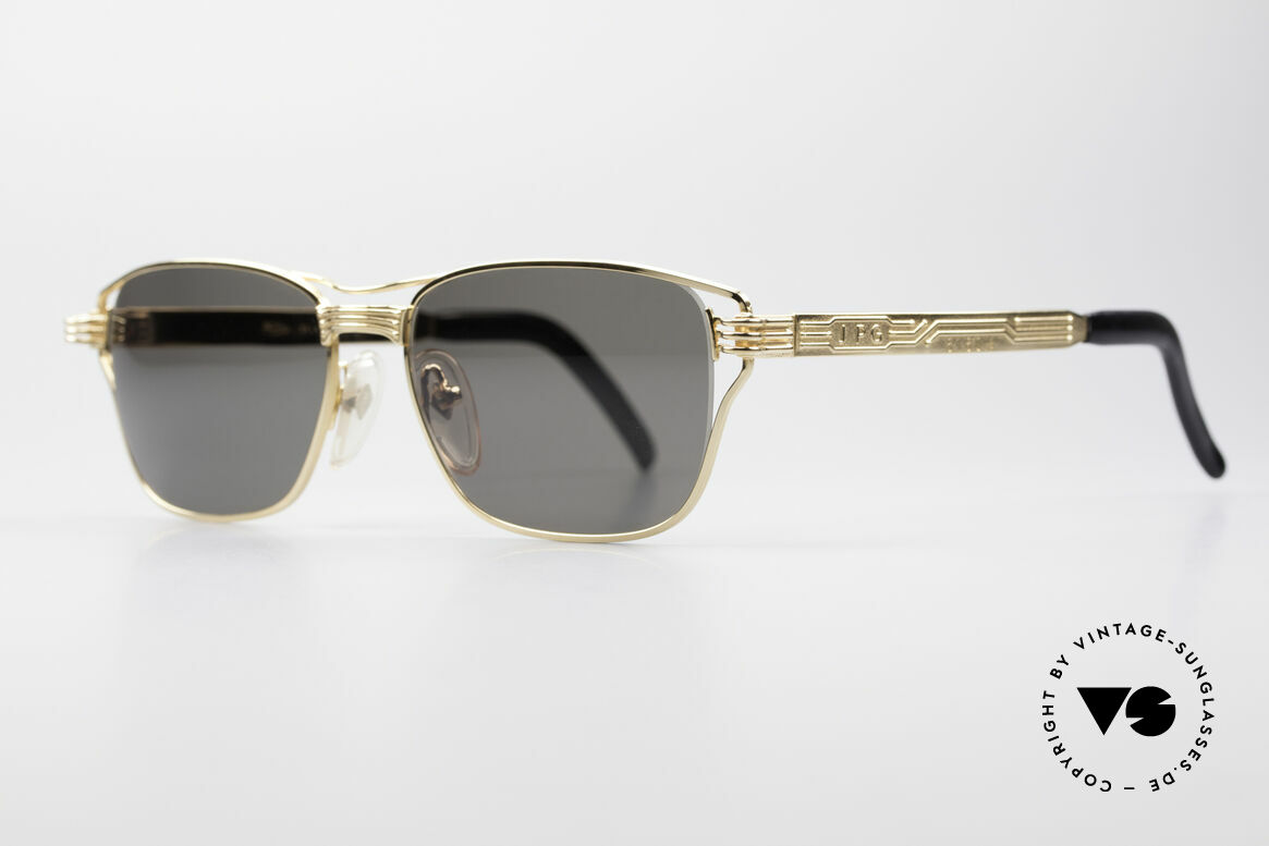 Jean Paul Gaultier 56-4173 Square Designer Sunglasses