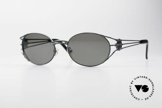Jean Paul Gaultier 58-5106 Vintage Shades Steampunk Details