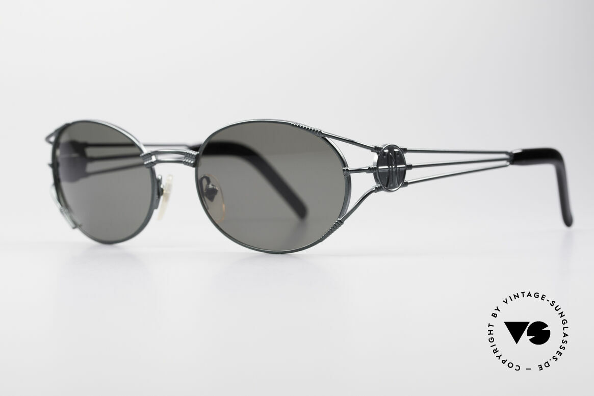 "Jean Paul Gaultier 58-5106 Vintage Shades Steampunk, often called as ""Steampunk Shades"" in these days, Made for Men and Women"