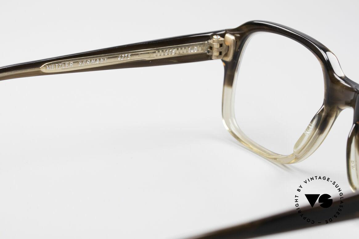 Metzler 4275 70's Original Nerd Glasses