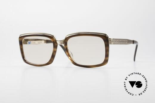 Metzler 6530 Gold Filled Vintage Frame Details