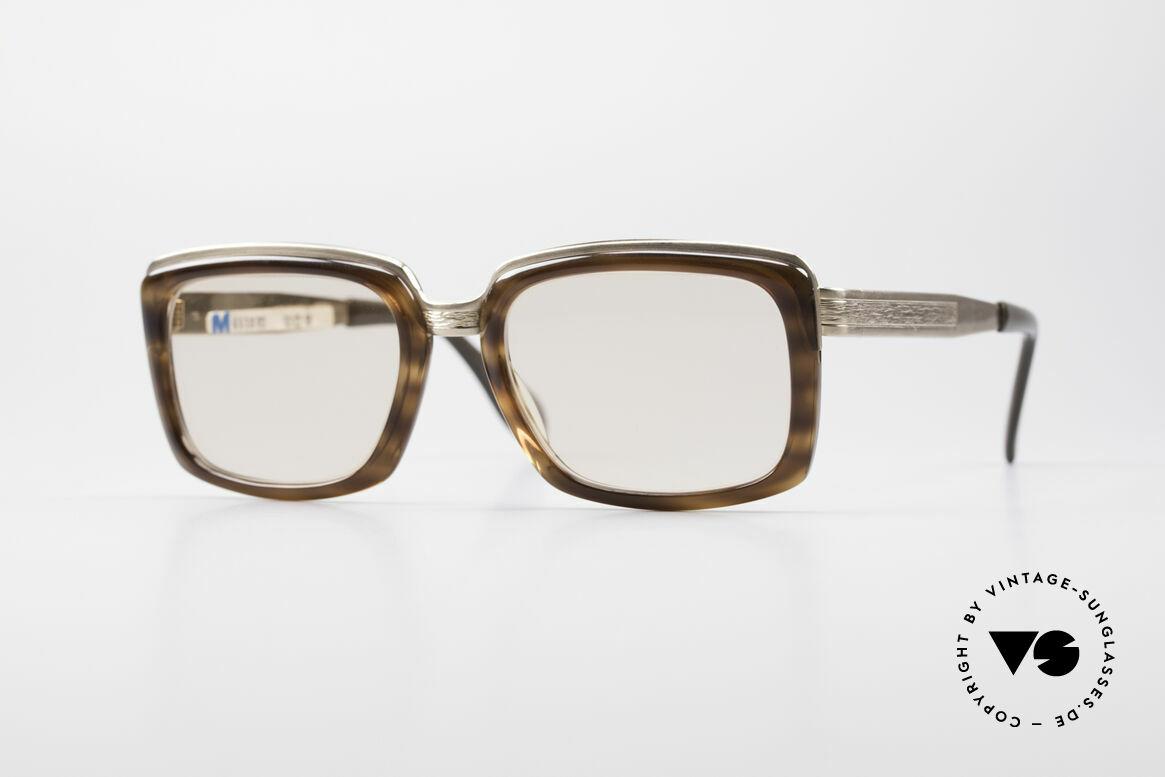 Metzler 6530 Gold Filled Vintage Frame