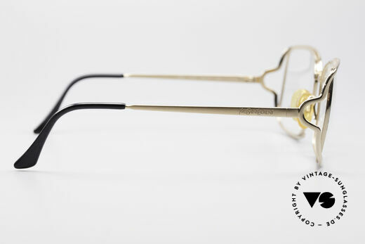 Yves Saint Laurent 4046 Vintage Ladies Eyeglasses, NO retro glasses, but an authentic 80's original, Made for Women