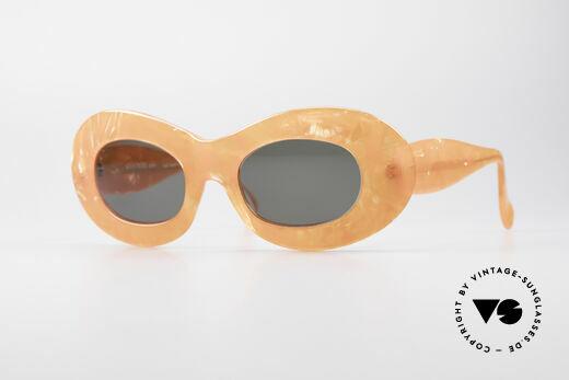 Alain Mikli 4101 / 596 Jackie O Ladies Sunglasses Details