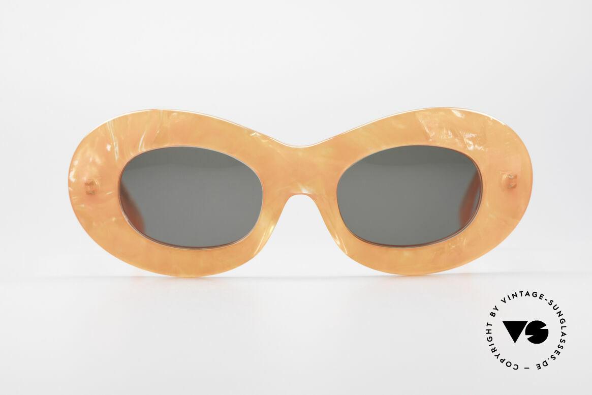 Alain Mikli 4101 / 596 Jackie O Ladies Sunglasses