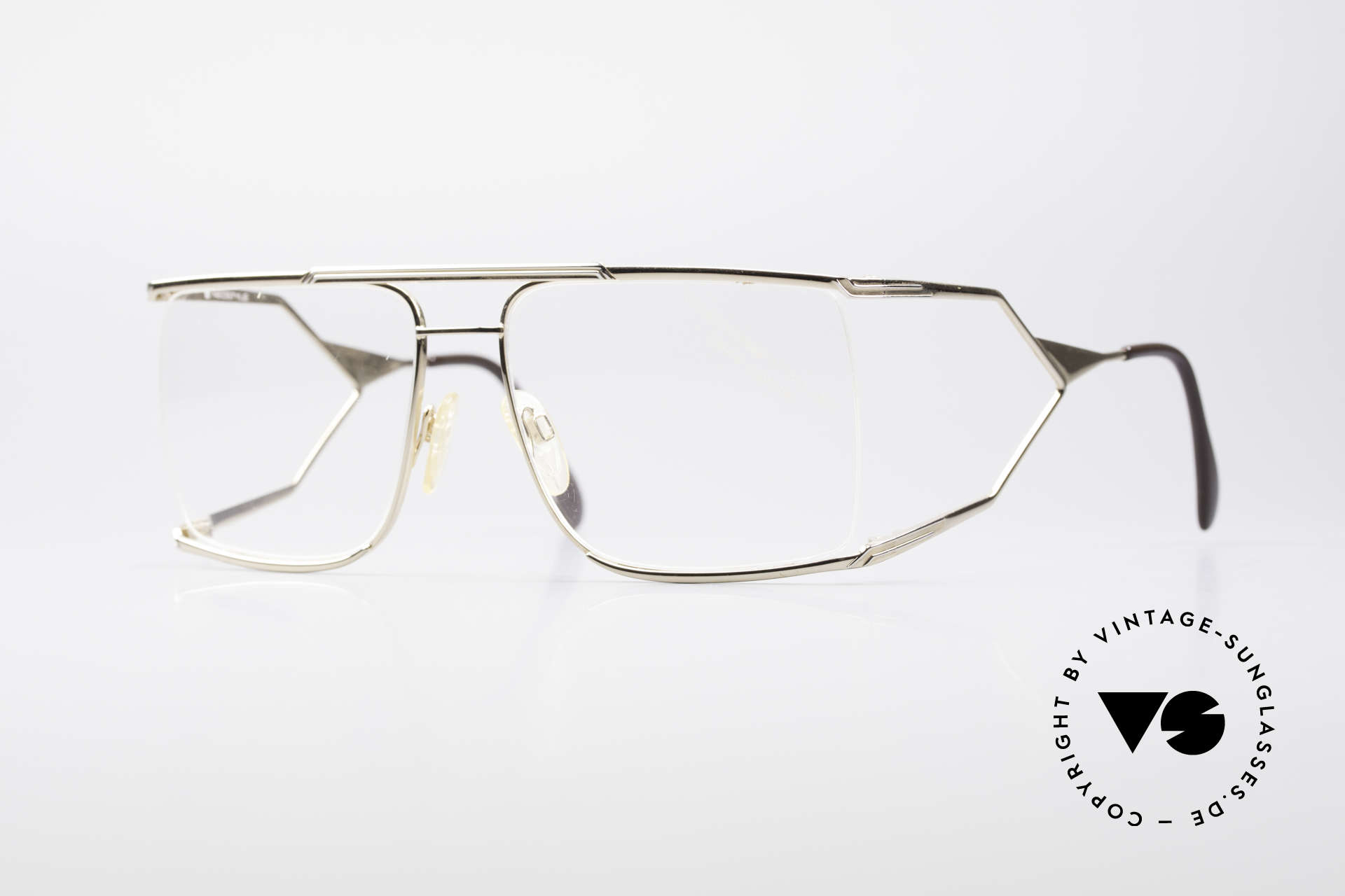 Neostyle Nautic 6 80's Miami Vice Eyeglasses, famous Nautic Series by Neostyle from the 70's/80's, Made for Men