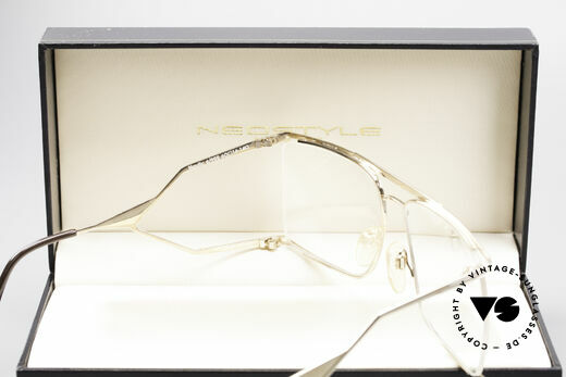 Neostyle Nautic 6 80's Miami Vice Eyeglasses, NO RETRO eyeglasses, but a 30 years old ORIGINAL!, Made for Men