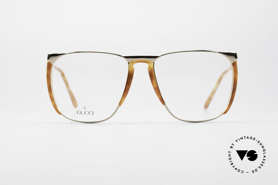 Gucci 1301 80's Designer Eyeglasses