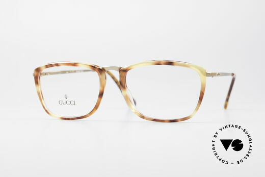Gucci 1140 Ladies & Gents Eyeglasses Details