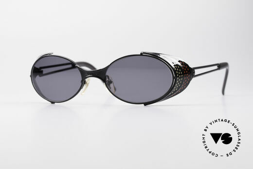 Jean Paul Gaultier 56-7109 JPG Steampunk Sunglasses Details