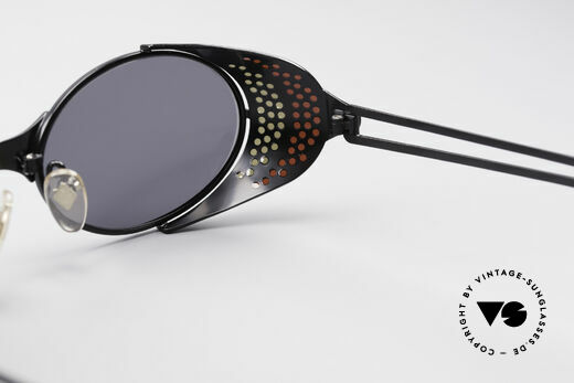 Jean Paul Gaultier 56-7109 JPG Steampunk Sunglasses