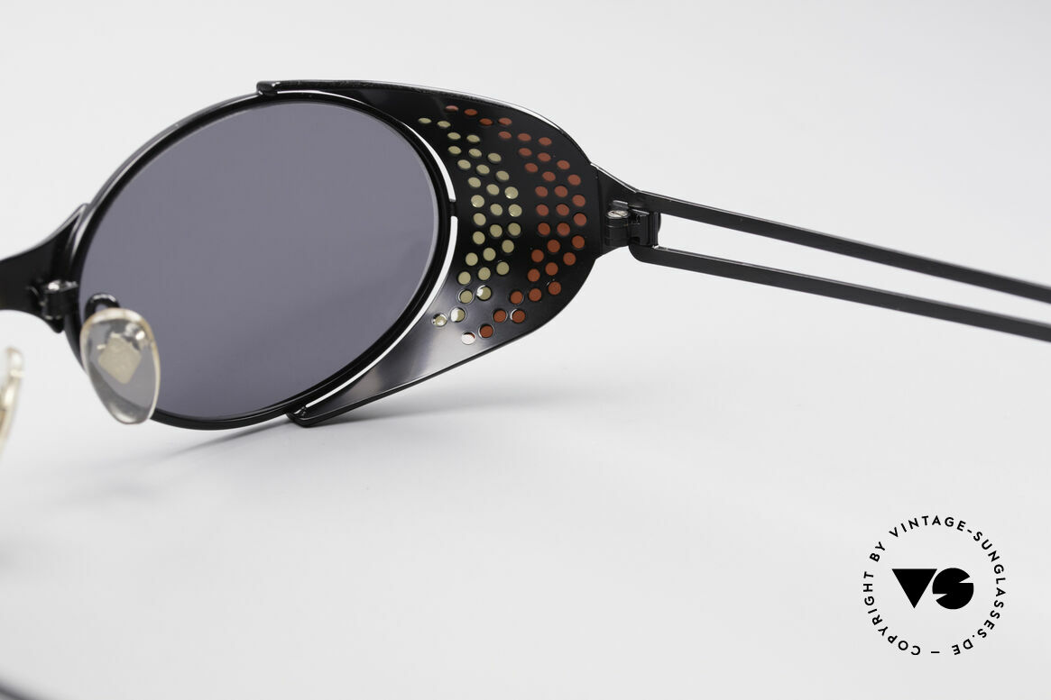 Jean Paul Gaultier 56-7109 JPG Steampunk Sunglasses, Size: medium, Made for Men and Women
