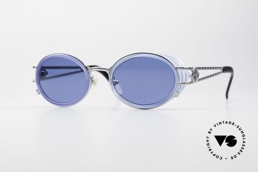Jean Paul Gaultier 58-6202 Side Shields Vintage Shades Details