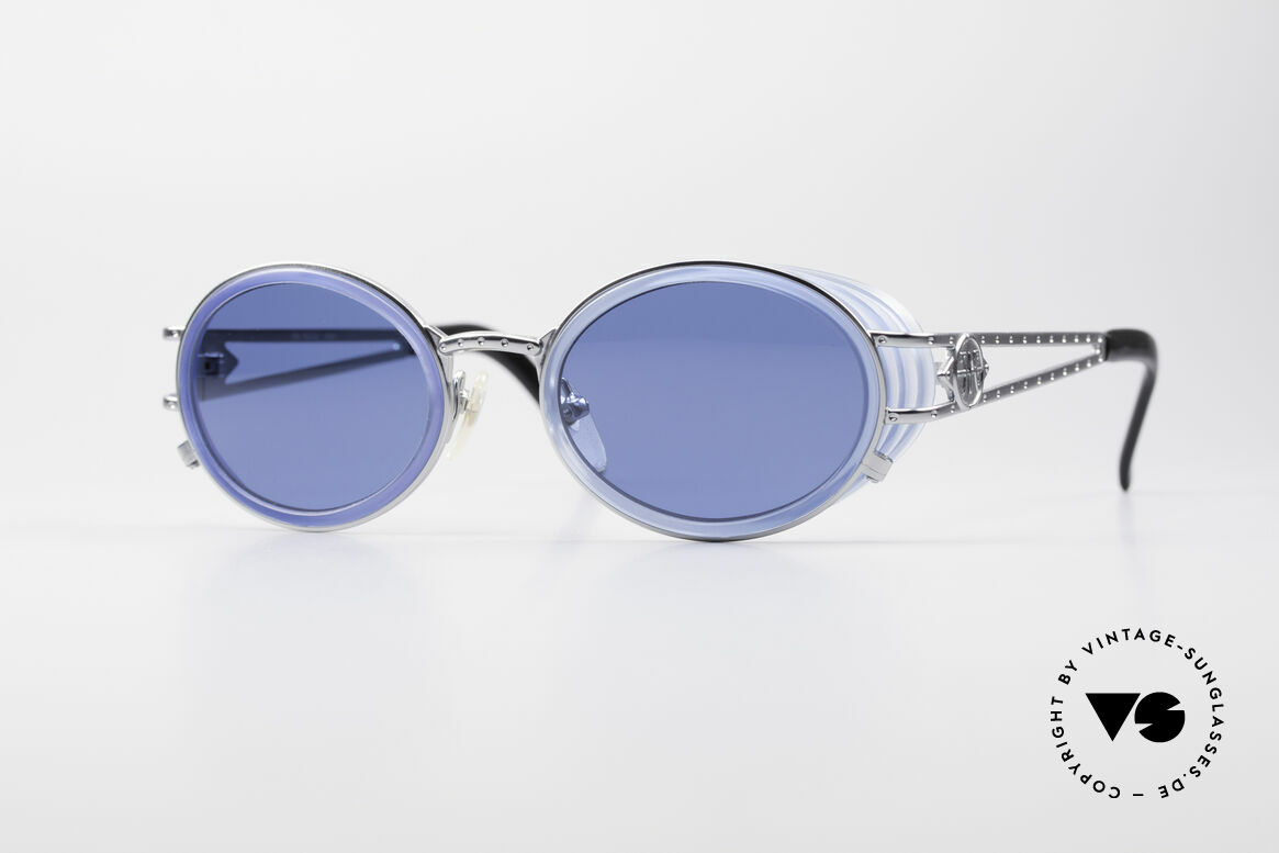Jean Paul Gaultier 58-6202 Side Shields Vintage Shades