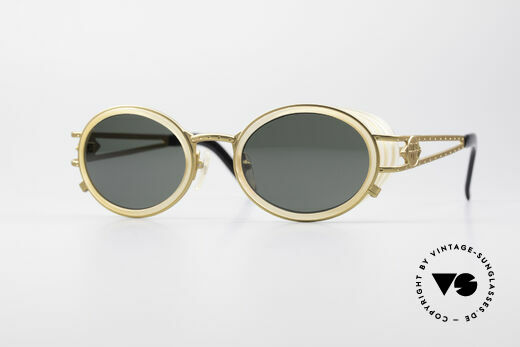 Jean Paul Gaultier 58-6202 Side Shields Sunglasses Details