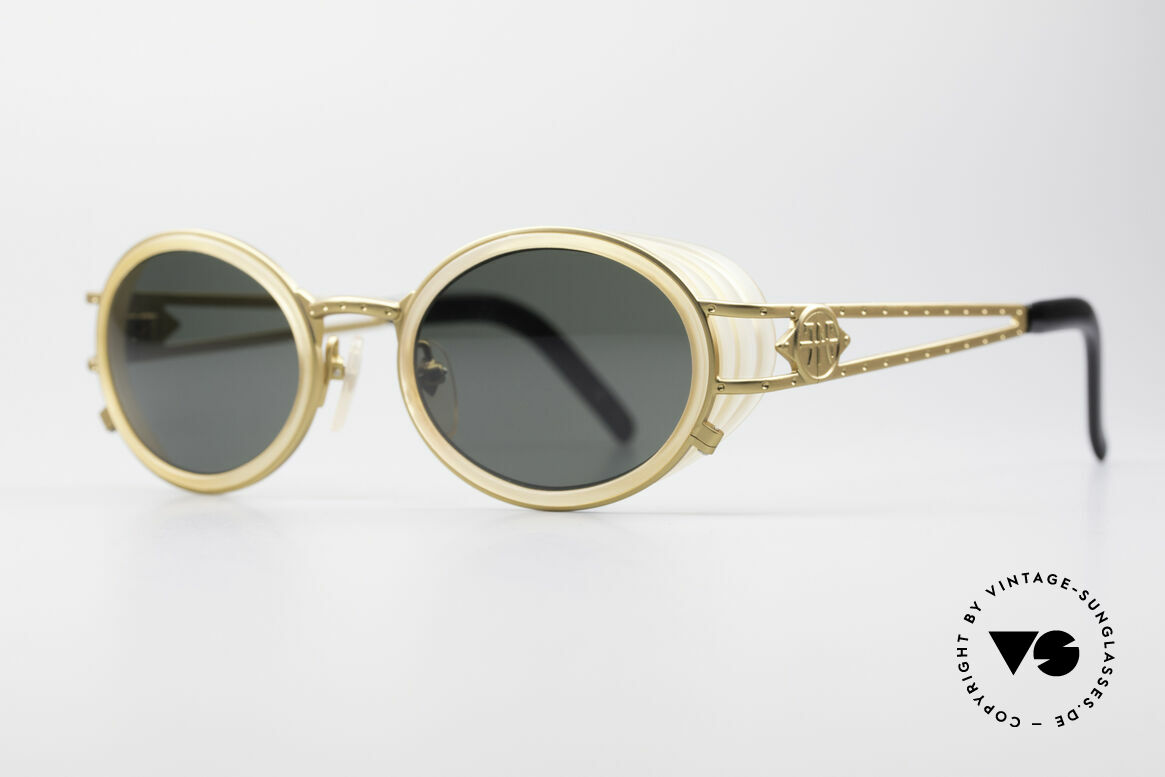 Jean Paul Gaultier 58-6202 Side Shields Sunglasses