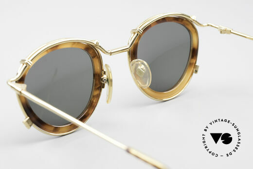 Jean Paul Gaultier 56-2271 Steampunk Designer Shades, NO RETRO GLASSES, but a genuine old 90's ORIGINAL, Made for Men and Women