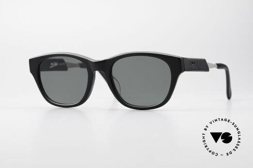 Jean Paul Gaultier 56-1071 Designer 90's Sunglasses Details