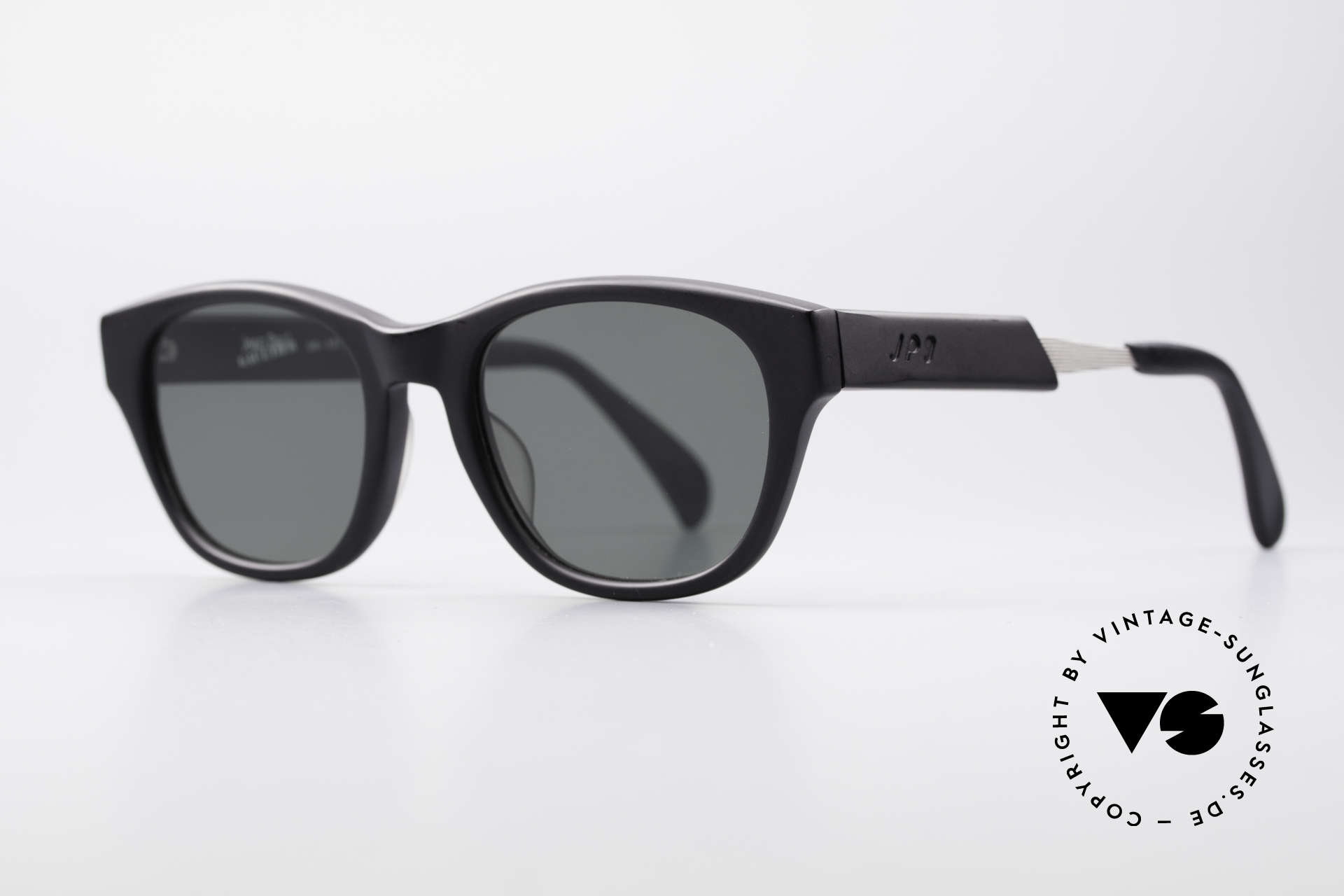 Jean Paul Gaultier 56-1071 Designer 90's Sunglasses, tangible top-quality .. distinctive JPG, made in Japan, Made for Men and Women