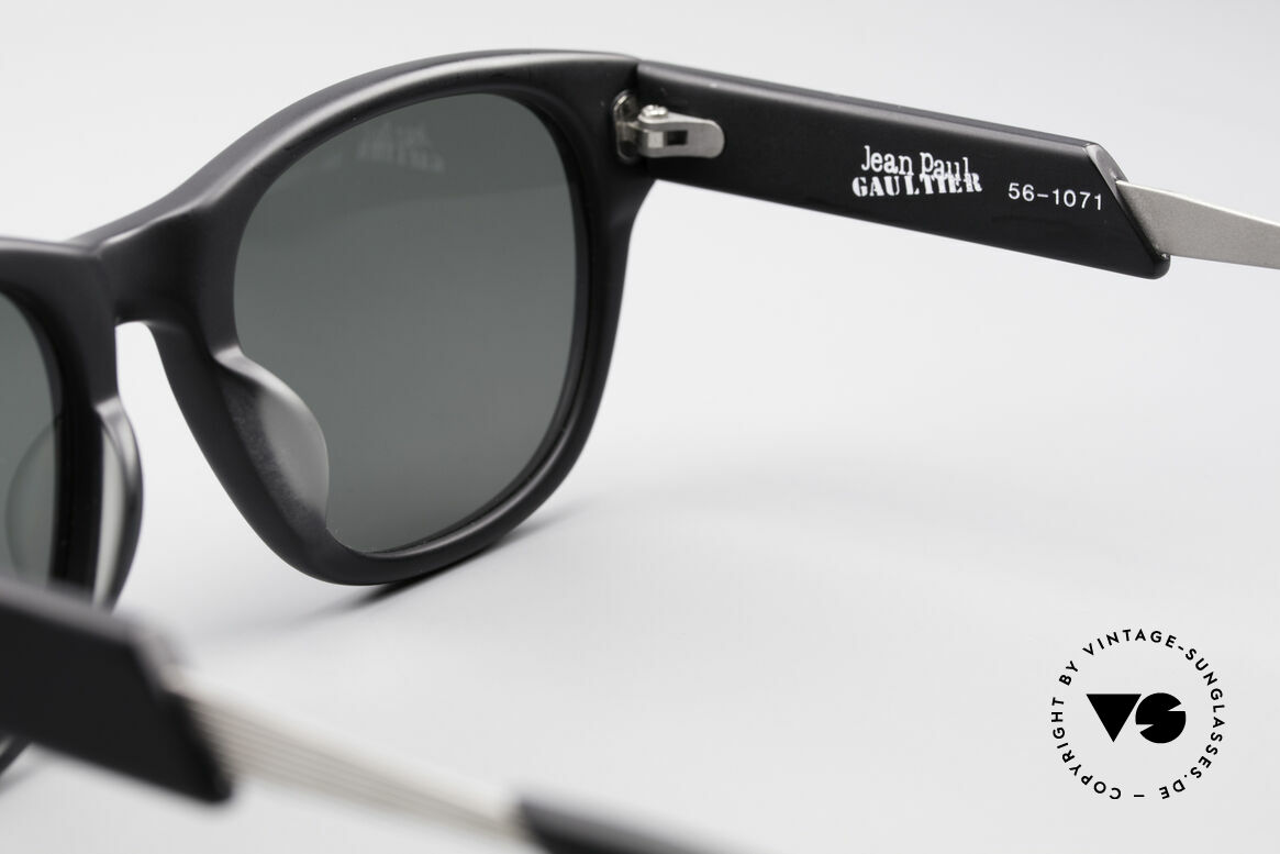 Jean Paul Gaultier 56-1071 Designer 90's Sunglasses, Size: medium, Made for Men and Women