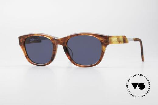 Jean Paul Gaultier 56-1071 90's Designer Sunglasses Details