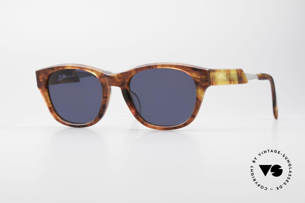 Jean Paul Gaultier 56-1071 90's Designer Sunglasses, 1990s vintage designer sunglasses by Jean P. Gaultier, Made for Men and Women