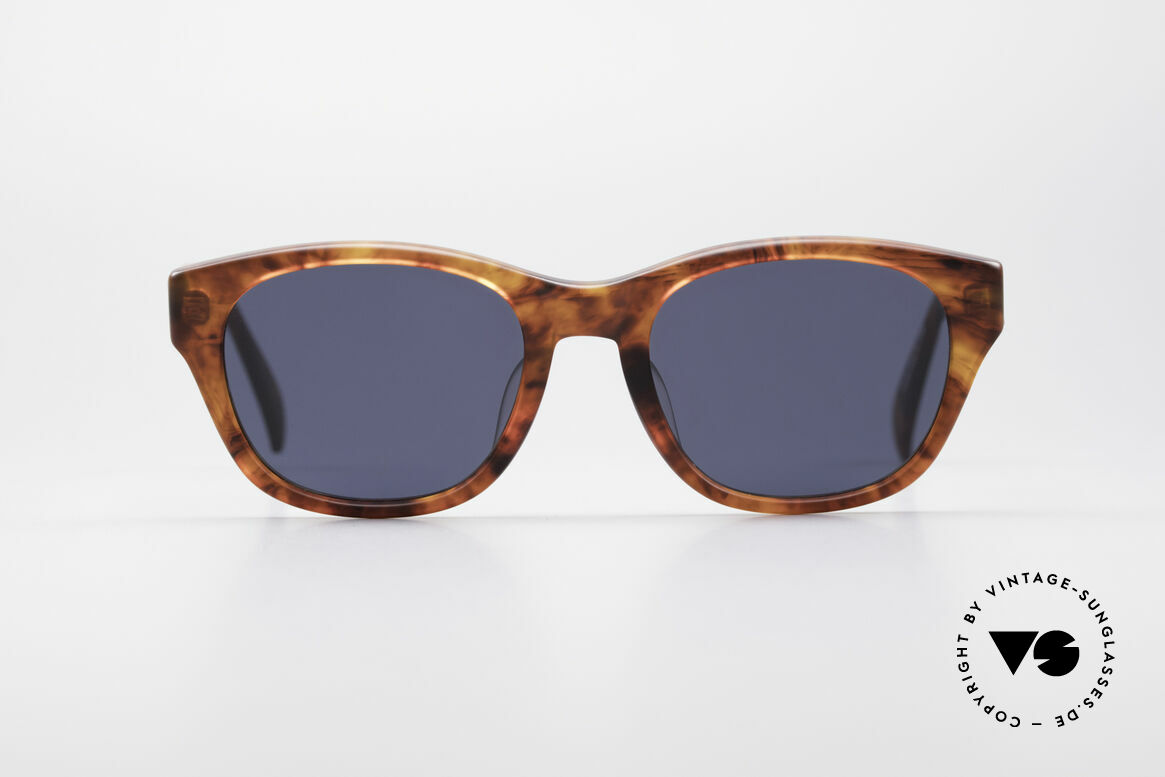 Jean Paul Gaultier 56-1071 90's Designer Sunglasses, great combination of materials & colors; eye-catcher!, Made for Men and Women