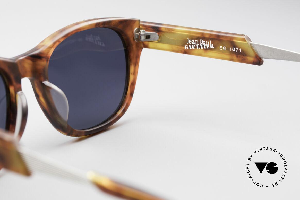 Jean Paul Gaultier 56-1071 90's Designer Sunglasses, Size: medium, Made for Men and Women
