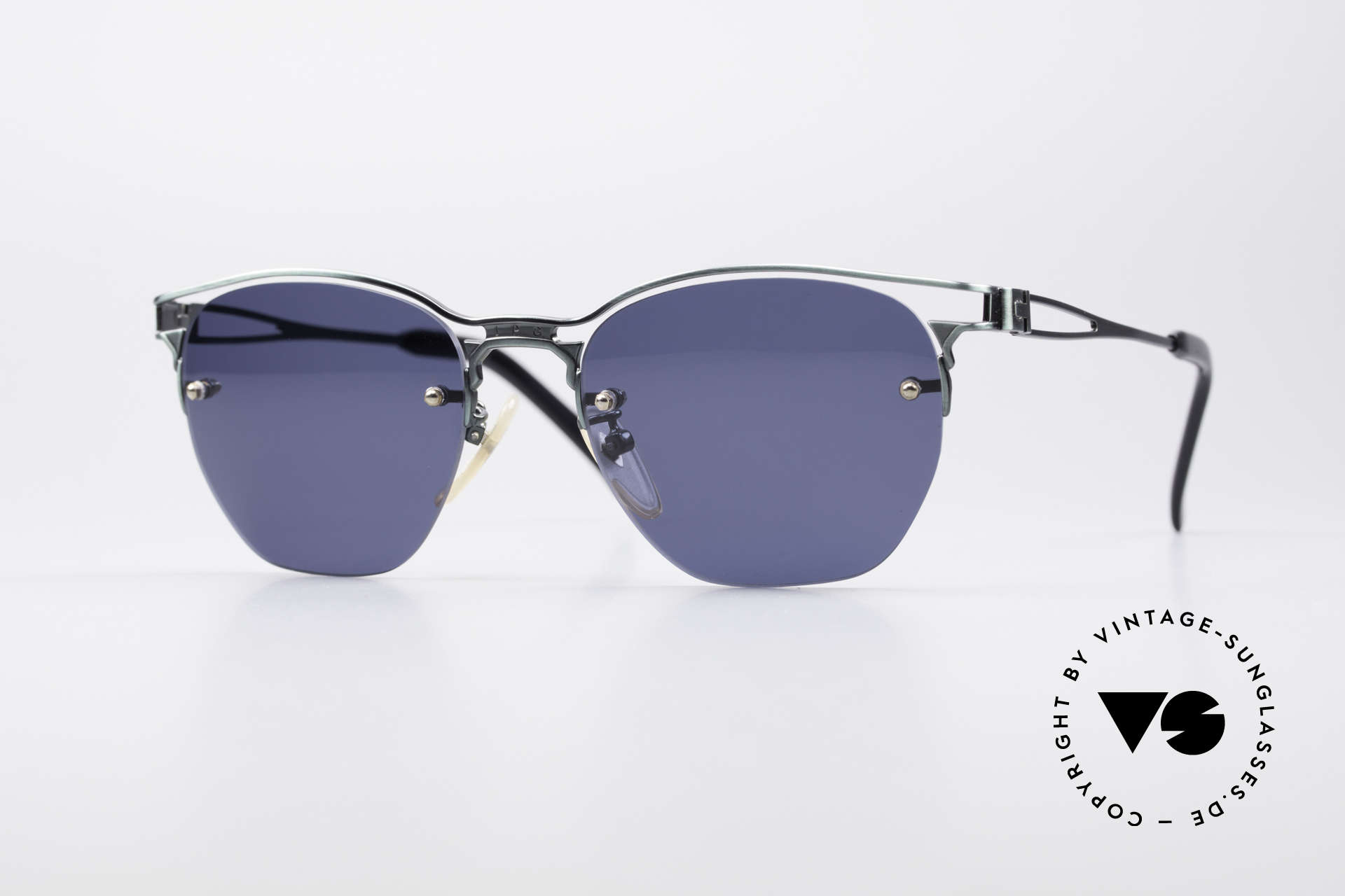 Jean Paul Gaultier 56-2173 True Vintage No Retro Shades, classic stylish Jean Paul GAULTIER designer shades, Made for Men and Women