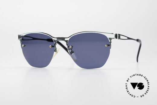 Jean Paul Gaultier 56-2173 True Vintage No Retro Shades Details