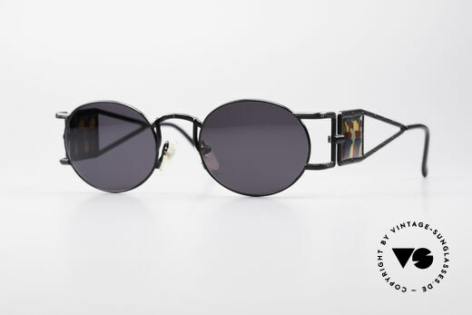 Jean Paul Gaultier 56-4672 Artful JPG Sunglasses Oval Details