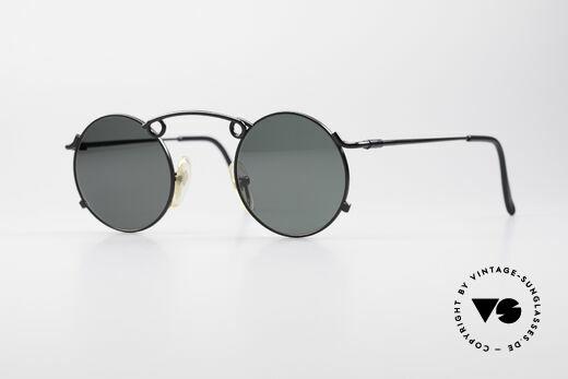 Jean Paul Gaultier 56-1178 Artful Panto Sunglasses Details