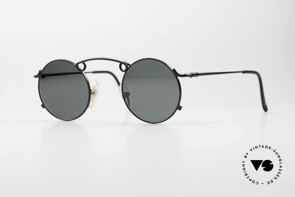 Jean Paul Gaultier 56-1178 Artful Panto Sunglasses