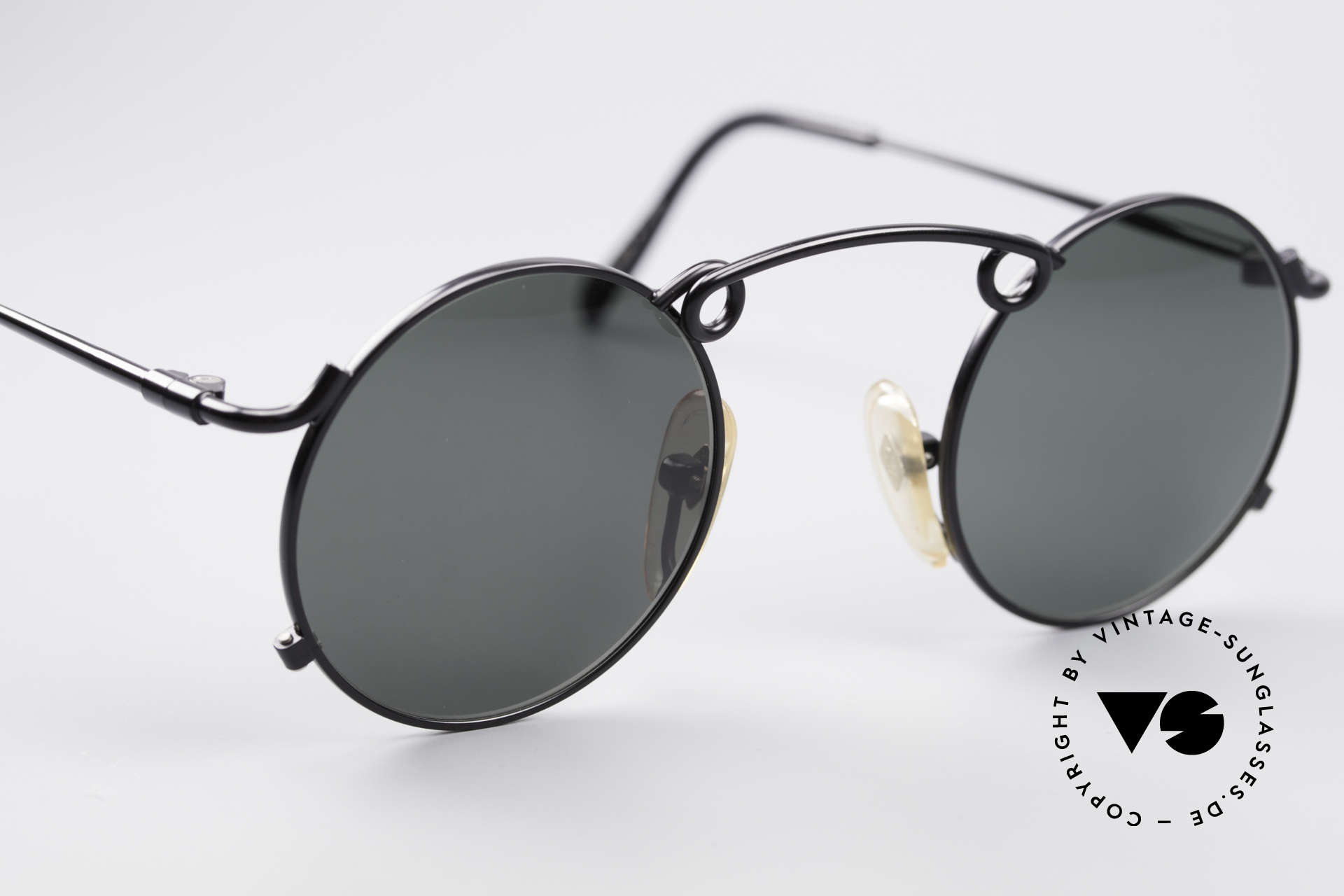 Jean Paul Gaultier 56-1178 Artful Panto Sunglasses, NO RETRO shades, but an authentic old 90s Original!, Made for Men and Women