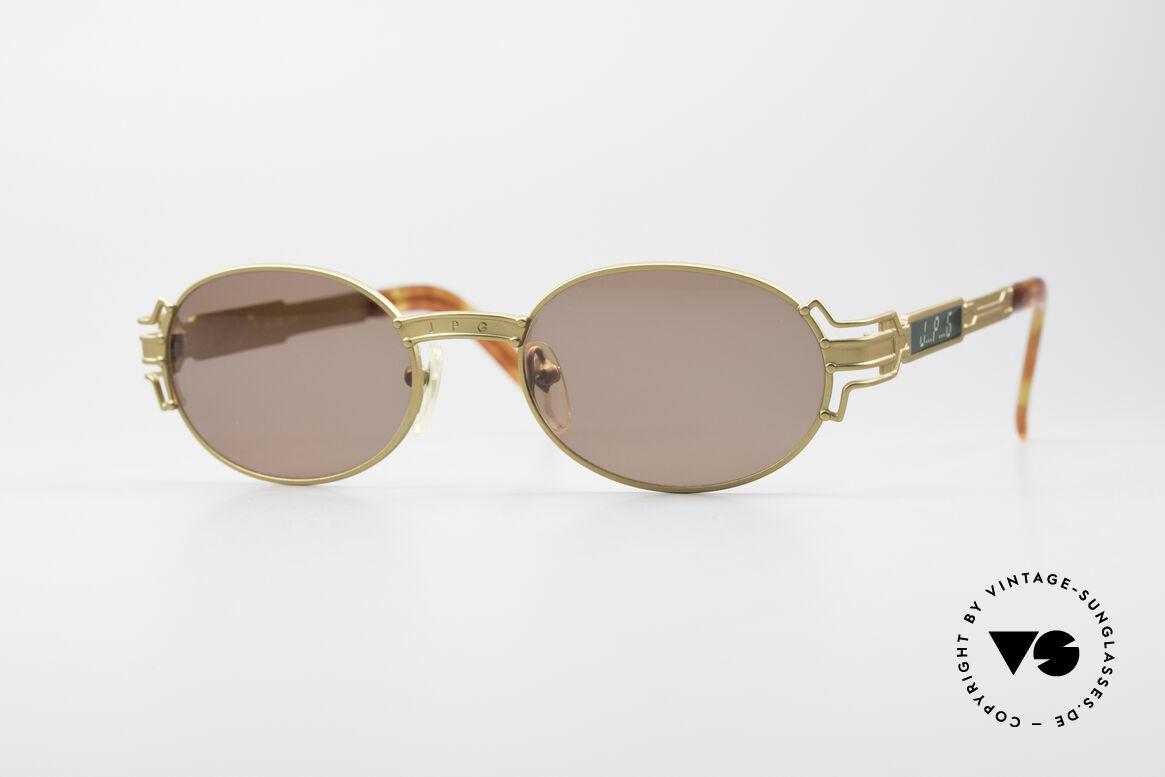 Jean Paul Gaultier 58-5105 Oval Designer Sunglasses