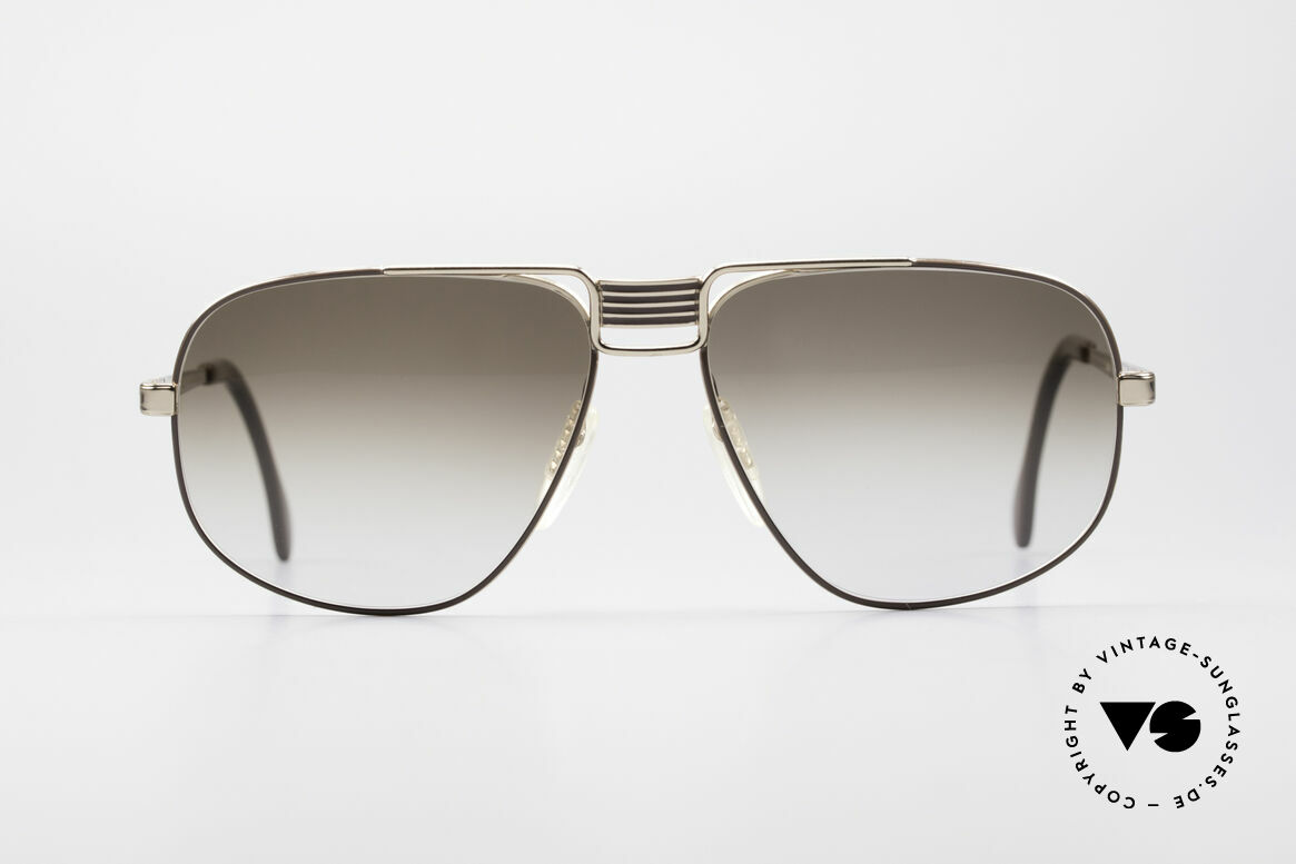Zeiss 9387 Large 80's Men's Shades