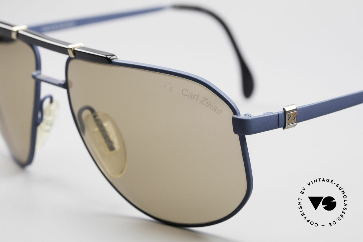 Zeiss 9292 Umbral Gold Quality Lenses, high-end Zeiss mineral lenses (nonreflecting / coated), Made for Men