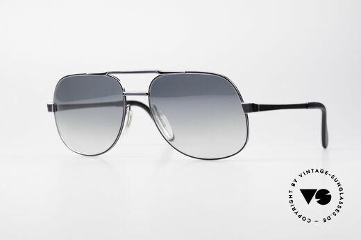 Zeiss 9193 XL Vintage Men's Sunglasses Details