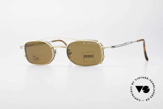 Zeiss 5696 Clip On 90's Sunglasses Details