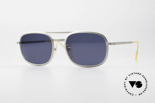 Jean Paul Gaultier 56-1172 Classic Timeless Sunglasses Details