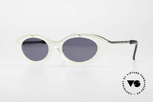 Jean Paul Gaultier 56-7201 Designer Ladies Sunglasses Details