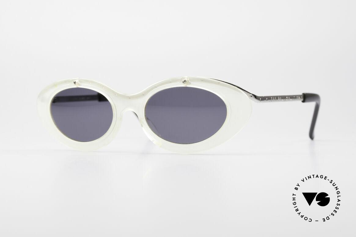 Jean Paul Gaultier 56-7201 Designer Ladies Sunglasses, oval VINTAGE sunglasses by Jean Paul GAULTIER, Made for Women