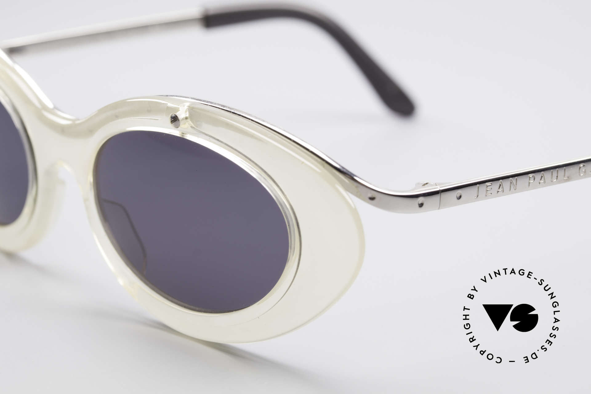 Jean Paul Gaultier 56-7201 Designer Ladies Sunglasses, unused (like all our rare JPG Haute Couture shades), Made for Women
