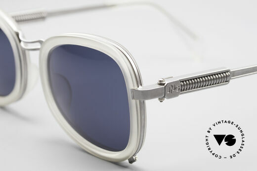 Jean Paul Gaultier 56-1271 90's Steampunk Sunglasses