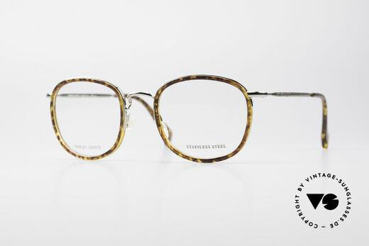 Giorgio Armani 863 Square Panto Eyeglass-Frame Details