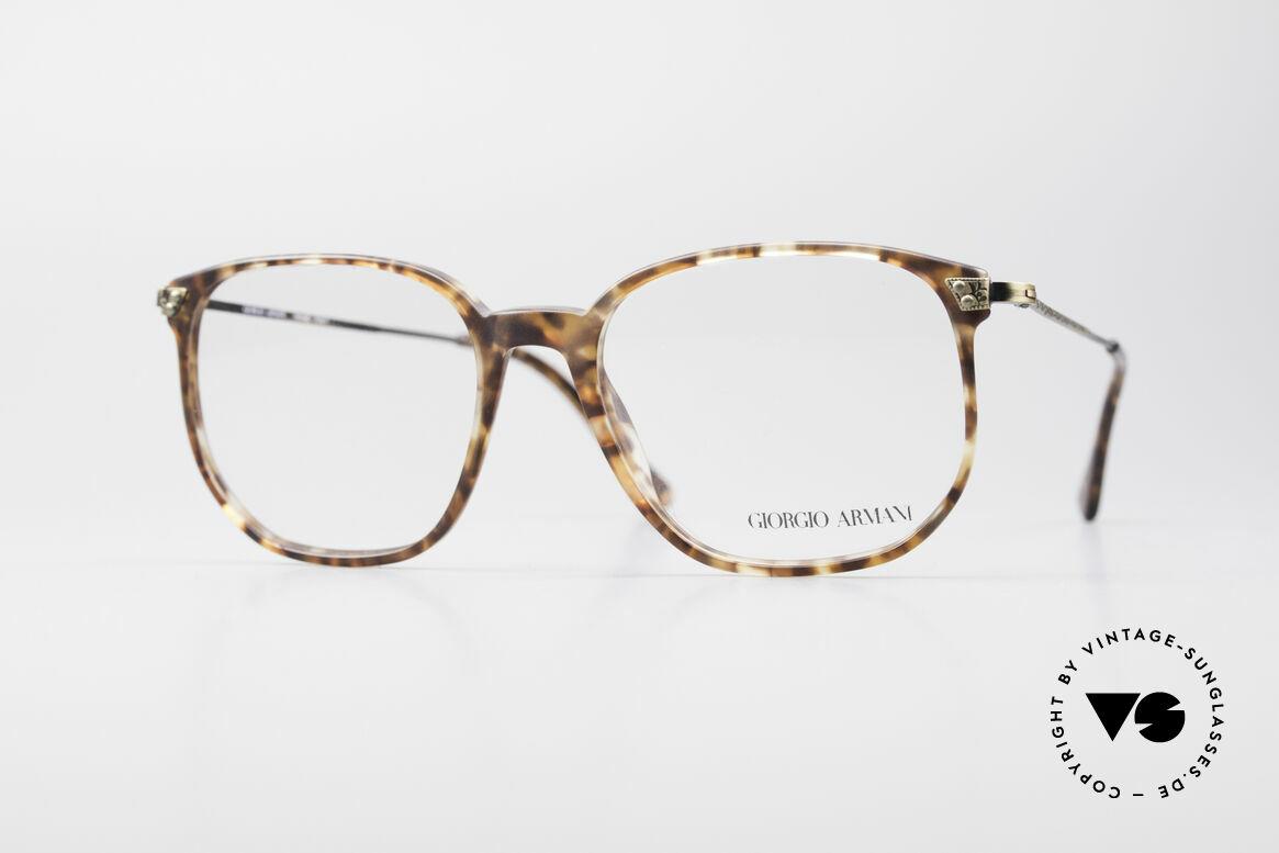 Giorgio Armani 335 True Vintage Eyeglasses, true vintage eyeglass-frame by GIORGIO ARMANI, Made for Men and Women