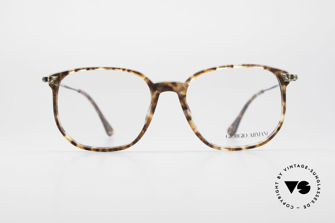 Giorgio Armani 335 True Vintage Eyeglasses, classic, timeless, elegant = characteristic of GA, Made for Men and Women