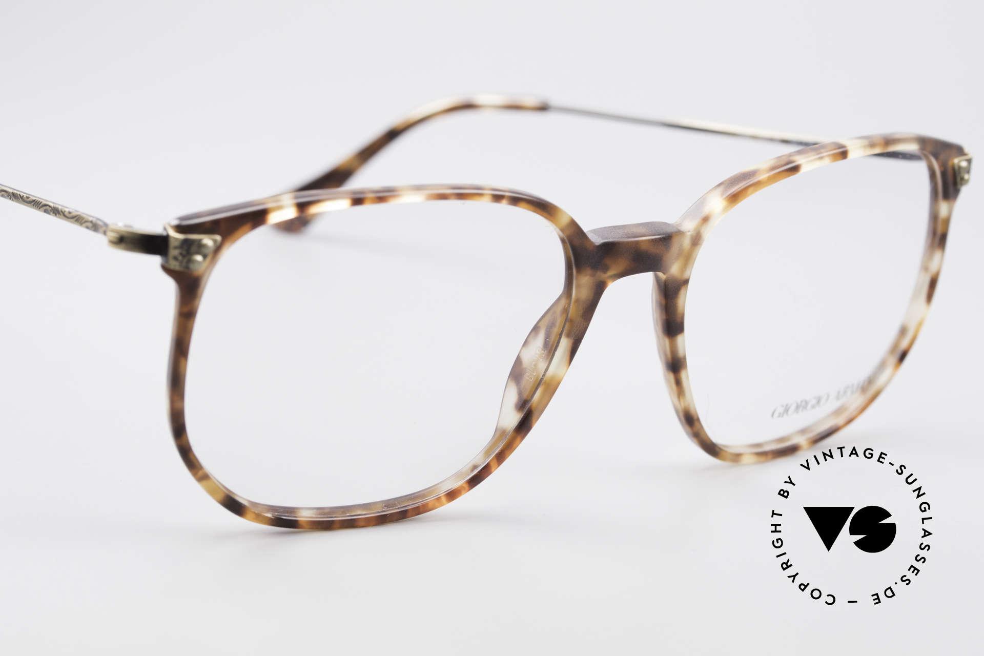 Giorgio Armani 335 True Vintage Eyeglasses, unworn (like all our vintage Giorgio Armani specs), Made for Men and Women